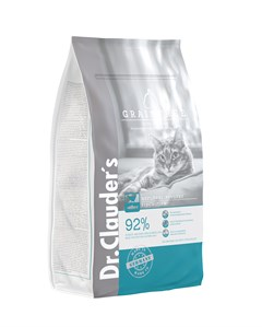 DC CAT ADULT GRAİNFREE 400 GR