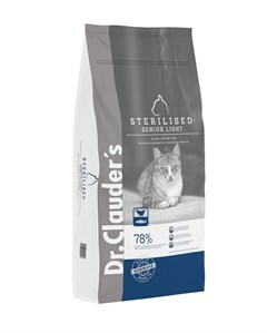 DC CAT ADULT STERİLİZED/LİGHT/SENİOR 10 KG