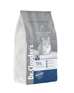 DC CAT ADULT STERİLİZED/LİGHT/SENİOR 400 GR