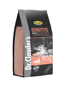 DC DOG ADULT SENSİTİVE LACHS&REİS 350 GR